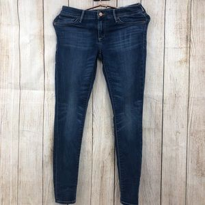 Lucky brand Stella Skinny ankle jeans